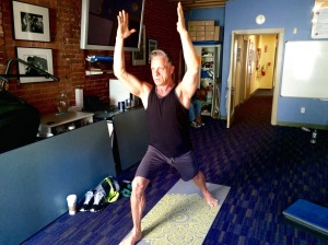 Rob yoga post image